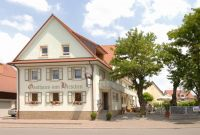 Hausansicht des Gasthaus Hirschen in Schlatt